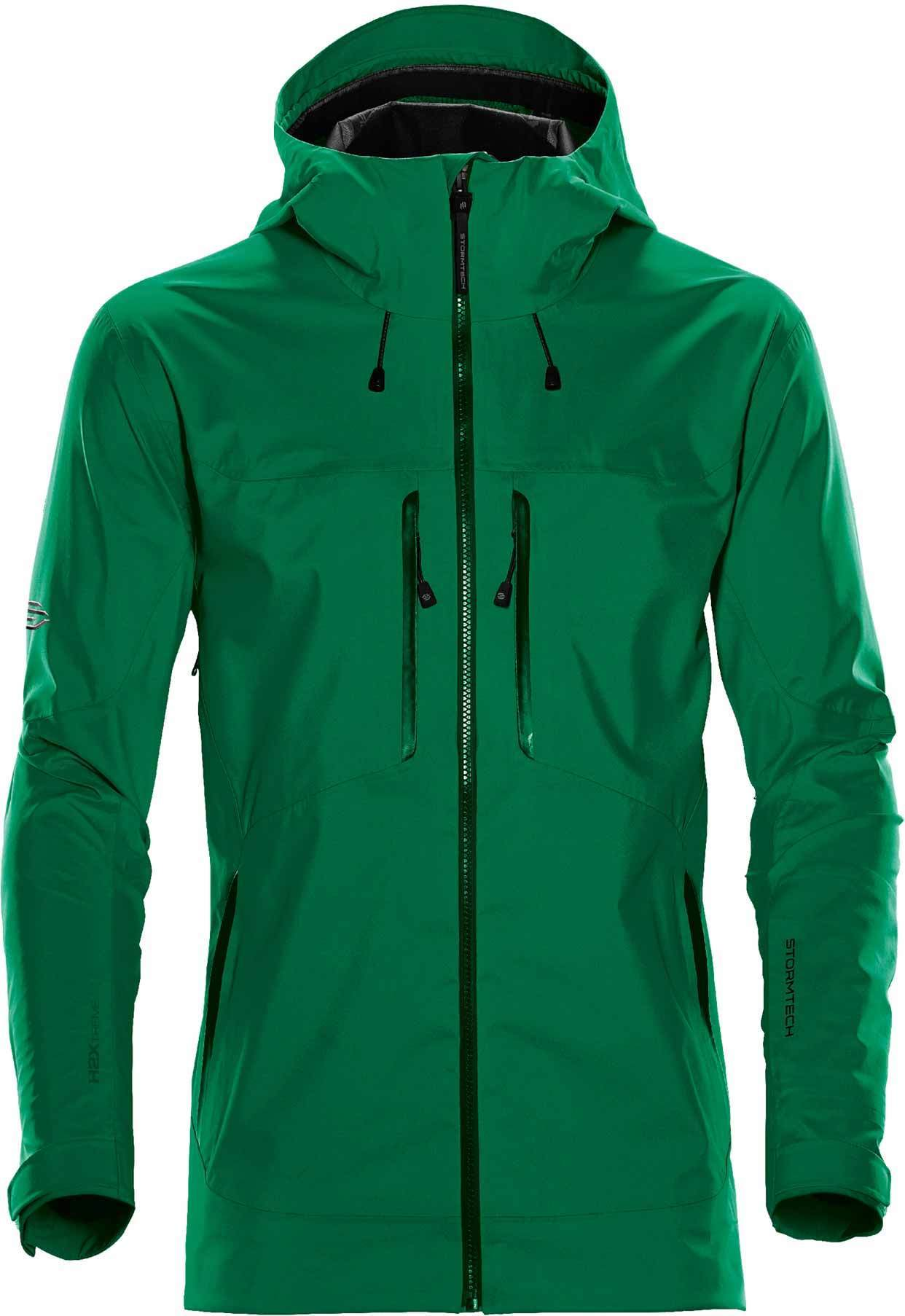rx stormtech stormshell synthesis jewel azure performance clothing insulated