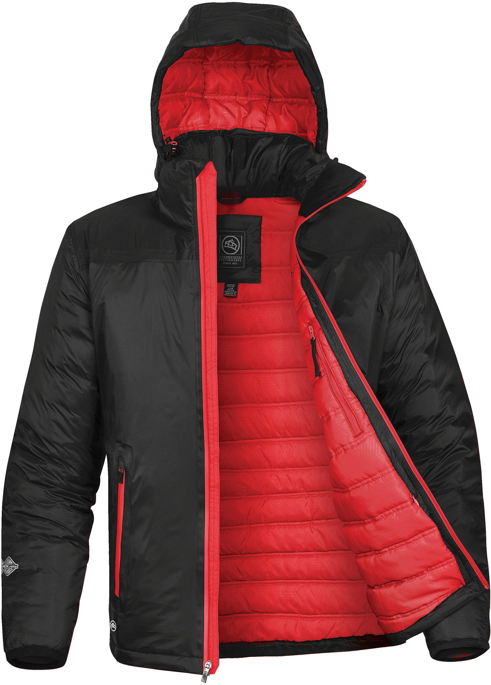 stormtech jacket performance thermal ice